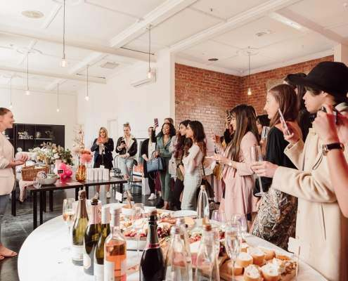 Influencer Events at Melbourne Social Co